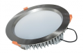 D/L,  30 Watt, 225 x 50mm,  IC-F, Dimmable, IP 44, Nickel Finish. 6000K. Excellent price