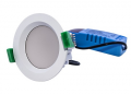 D/L, 10 Watts, 90 x 53mm, IC-F, Dimmable, IP44, 3000K, White,