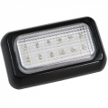 Two LED White Lights, 12-24V DC, Great Buying for twin pack!