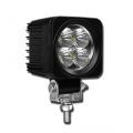 LED Work light, 12W, 12-28V DC, Long range beam