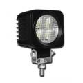 LED Work lamp, 12W, 12-48V DC. Flood light
