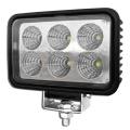 LED Spot lamp, 12-28V, 18W. Long range beam.