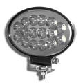 LED Spotlight. 10 degree. 48W, 12-28V DC, Swivel base. Very stylish.