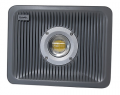 LED Floodlight: 50 Watts, Outdoor rated IP65, 110 degree beam angle.