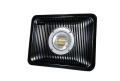 LED Floodlight: 50 Watts, Outdoor rated IP 65, 110 degree beam angle.
